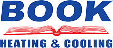Book Heating & Cooling Logo
